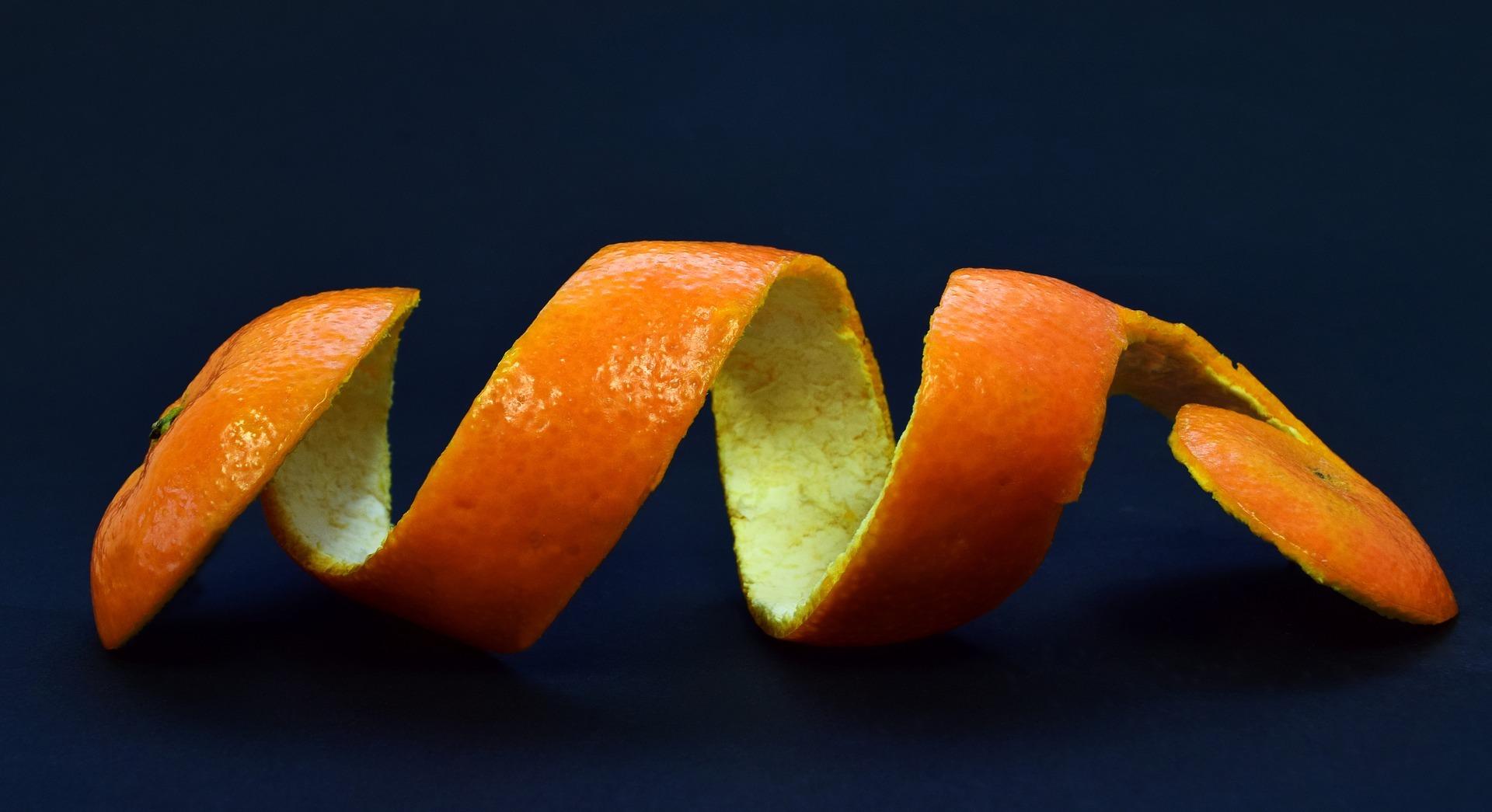 Valorisation des biodéchets :  quelles solutions ? (pelure d'orange)
